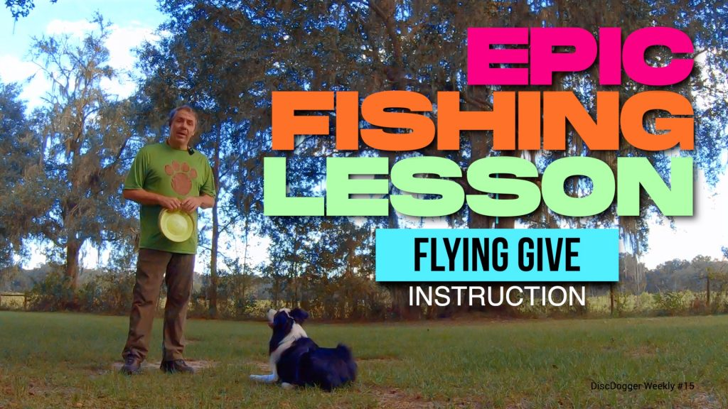 Teaching a Flying Give