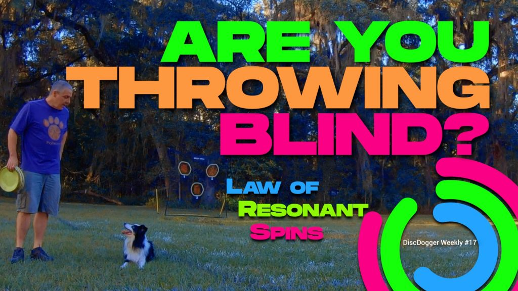 are you throwing blind